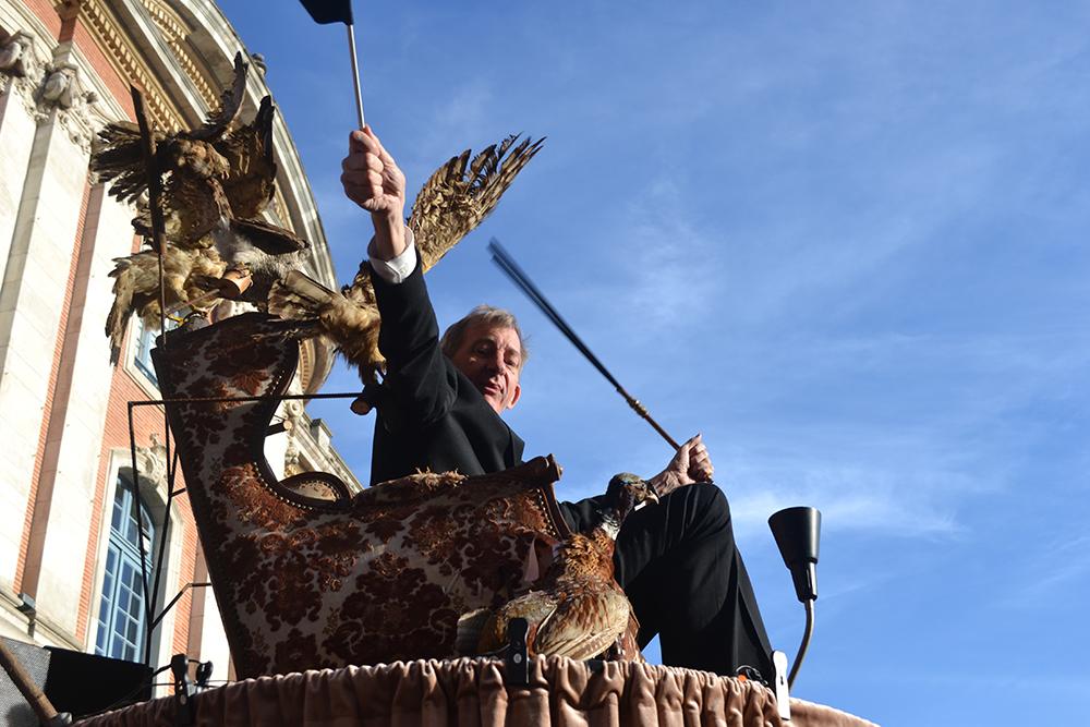 Groland parade à Toulouse !