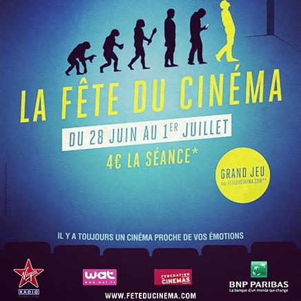 Fête du ciné 2015 à l'affiche à Lectoure