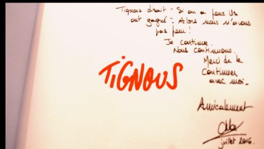 Tignous vu par Chloé Verlhac #Yakayaller