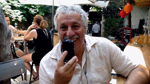 Alain Navarro pour Pause Guitare #Yakayaller