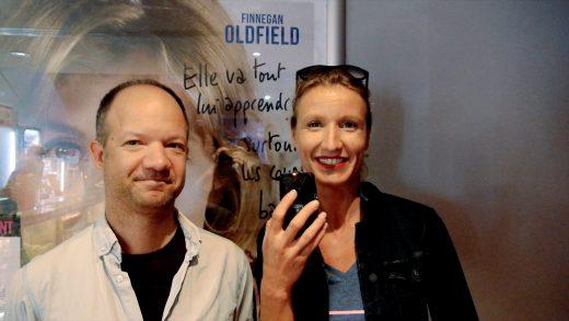 Le Poulain avec Alexandra Lamy et Mathieu Sapin @yakayaller